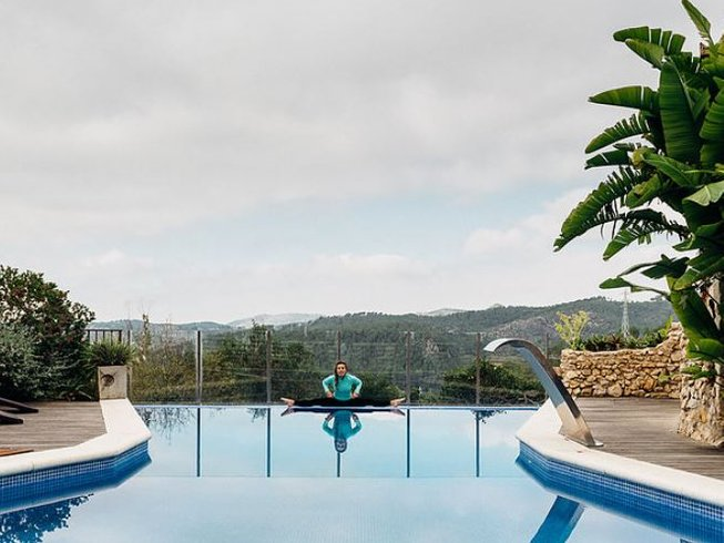 7 Days Refreshing Luxury Yoga Retreat in Spain