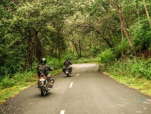 21 Day Guided Motorcycle Tour Down the Southwest Coast and Western Ghats in India