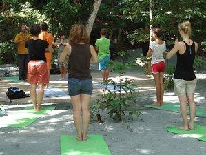 4 jours en stage de yoga dans la forêt des épices à Kandy, Sri Lanka