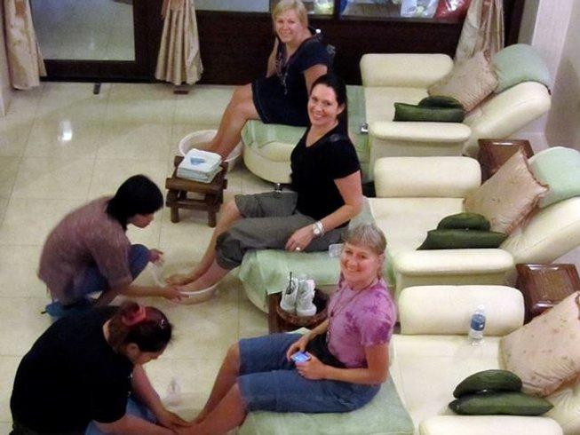 17 Days Thai Bodywork and Yoga Retreat Thailand