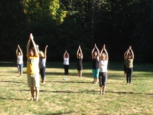 4-Daagse Yoga Retraite 'The Tao of Hornby Island' in Canada