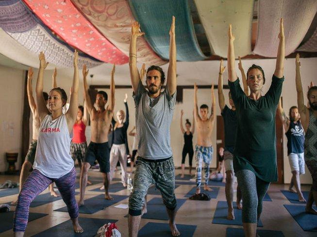 8 jours de retraite de yoga et méditation au Mont Warning en Australie