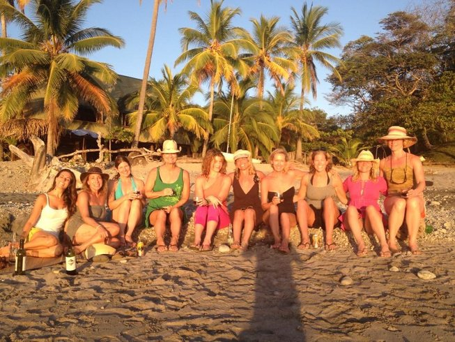 8 Days Meditation and Yoga Retreat in Nosara, Costa Rica