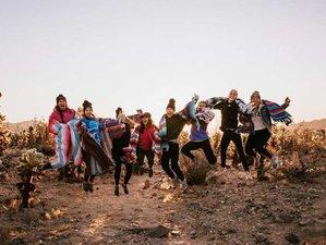 4 Day Joshua Tree Desert Oasis Yoga Retreat with Hiking in California