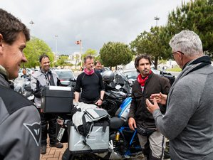 7 Day Guided Motorcycle Tour through the best of Andalusia, Spain
