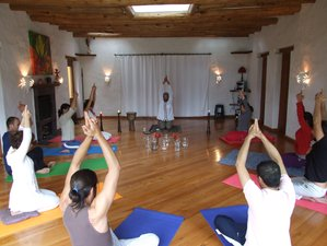 29 Days 200hr Yoga Arts Shamanism Teacher Training in Ecuador
