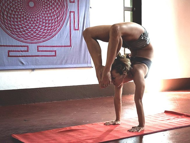 14 Days Ashtanga Yoga Retreat in Goa, India