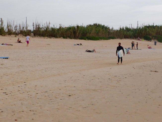 8 Days Surf and Yoga Retreat in Lourinha, Portugal
