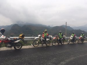 5 Day Ba Be National Park, Cao Bang, Quang Uyen, and Lang Son Vietnam Guided Motorbike Tour