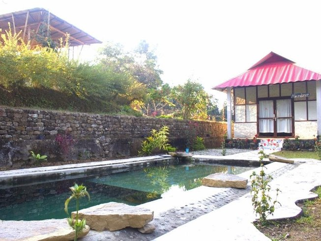 6 Days Yoga and Permaculture Retreat in Gorubathan, India