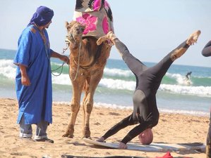 7 Days Deluxe Surf and Yoga Retreat in Morocco