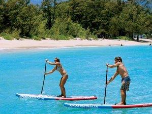 8 Days Carpe Vita Luxury SUP Charter Surf Camp in the Maldives