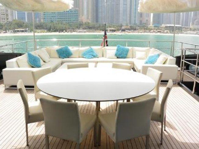 5 Days Luxury Sailing Yoga Retreat in Dubai, UAE
