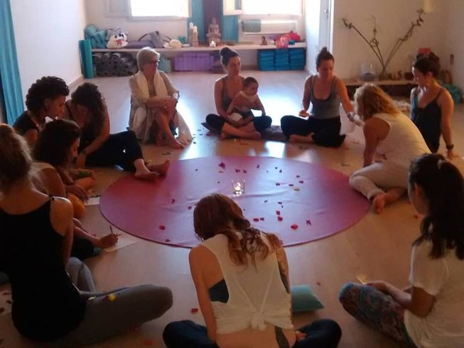 22 Days 200-hour YTTC Integral Transformational Hatha and Vinyasa  in Spain