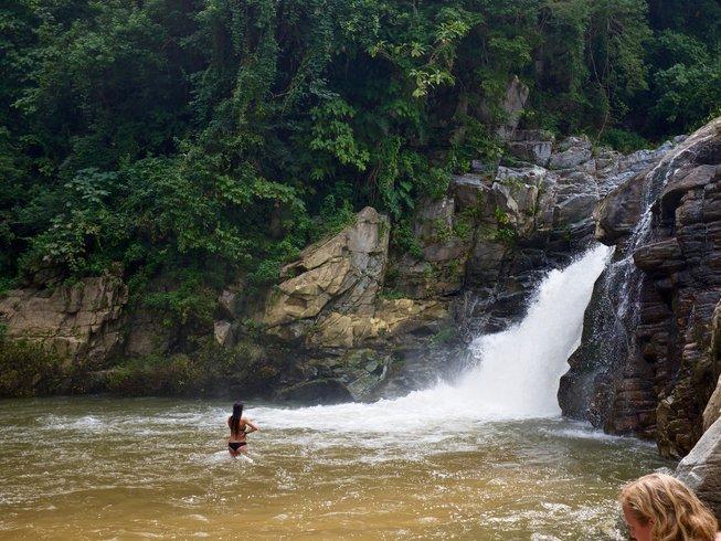 8 jours en stage de yoga et d'aventure au Mexique