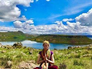 8 Tage Magischer Meditations- und Yoga Retreat am Titicaca See, Peru