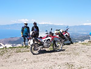 7 Days Historical Heritage of Ancient Lycia: 'Sea to Sky' Enduro Guided Motorcycle Tour in Turkey