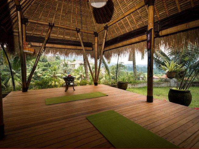 4 Days Blissful Sidemen Yoga Retreat in Bali, Indonesia
