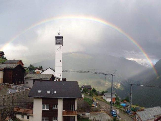 7 Days Summer Meditation Retreat in Törbel, Switzerland
