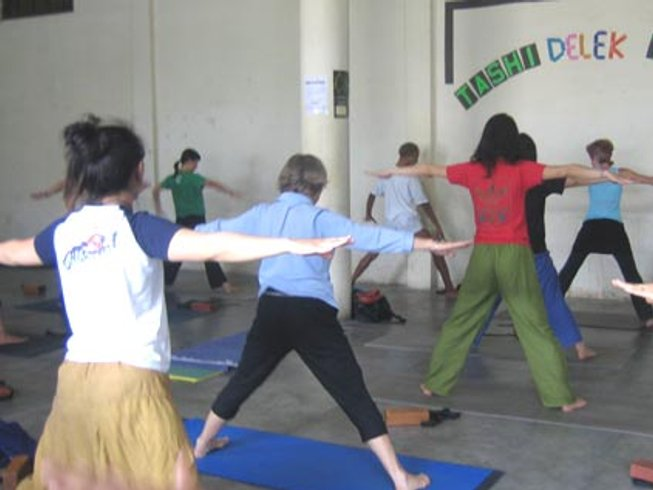30 Days 200-Hour YTT in Dharamsala, India