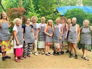 8 Day Ayurveda Cooking and Yoga Retreat in Rishikesh