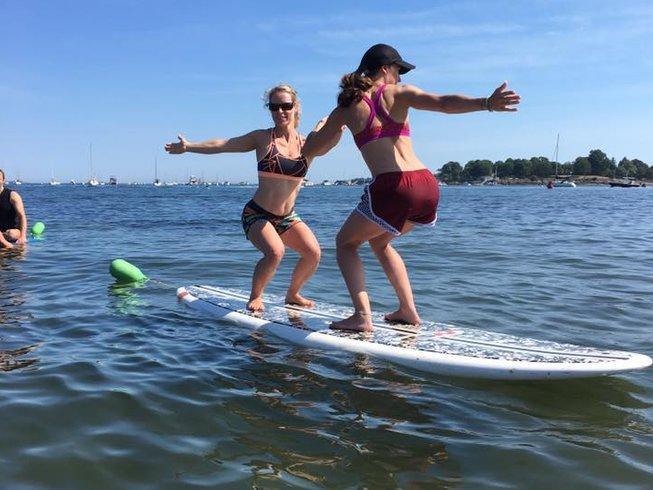 3 Days 25-Hour Stand Up Paddleboarding Yoga Teacher Training Miami, USA