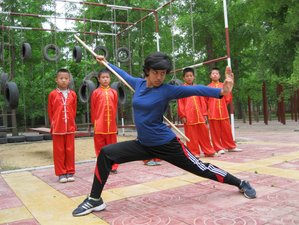 3 Month Kung Fu Training in Linyi, Shandong