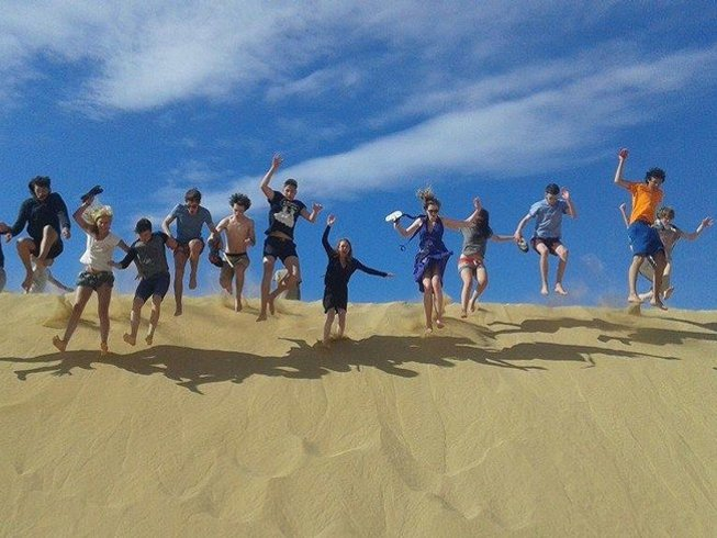 14 Days Yoga and Surf Holiday in Morocco