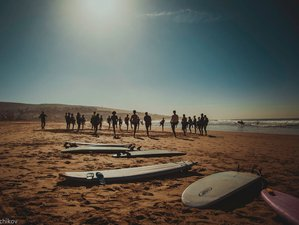 6 Day Beginner Surf Camp Tamraght