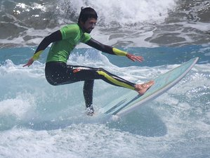 8 Days Level 2 Total Experience Surf Camp in Spain