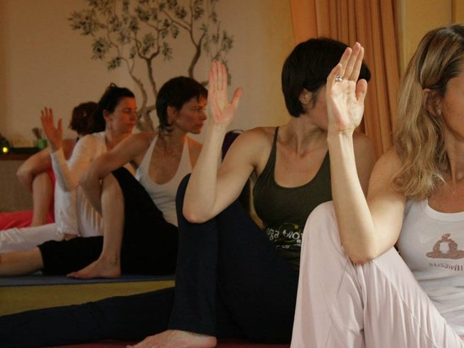 8 Days Energy Awareness Meditation and Yoga Retreat in Piedmont, Italy