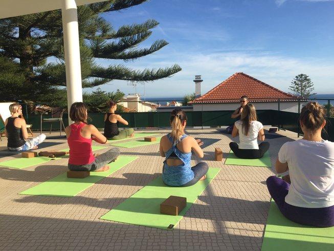 Days Sugar Awareness And Yoga Retreat In Estoril Portugal - Top 7 zen yoga retreat vacations