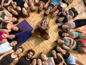 23 Day 200-Hour Autumn and Winter Yoga Teacher Training in Charming Palairos