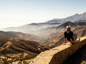12-Daagse Yoga Road Trip in het Prachtige Marokko