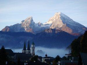 6 Tage Yoga und Wander Retreat in Berchtesgaden in den Bayerischen Alpen