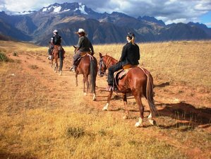 2 Day Ancestral Secret Horse Riding Holiday in Chinchero, Cusco
