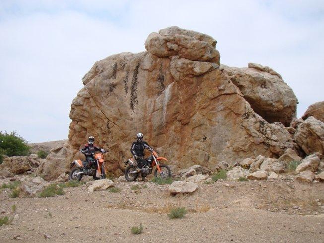 5 Days Coastal Motorcycle Tour Morocco