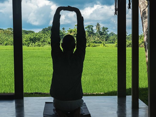 7 Days Meditation and Yoga Retreat in Sri Lanka