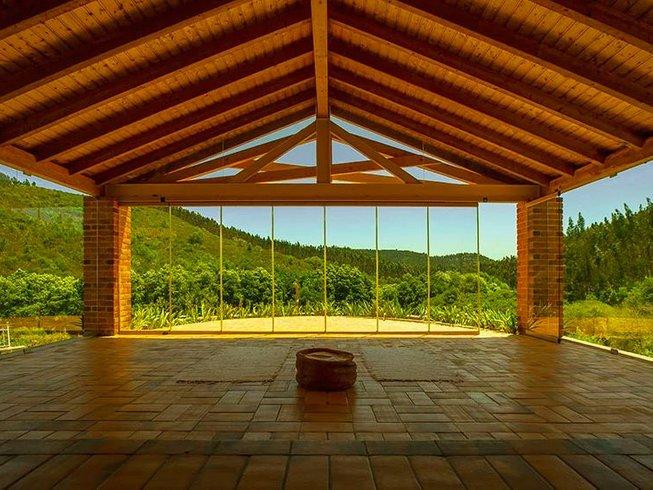 8 días retiro de yoga medicinal en Odemira, sur de Portugal