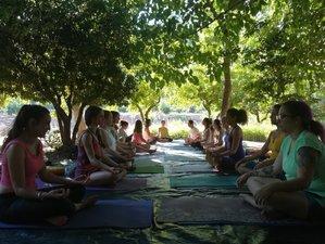 13 días de formación con profundización en el yoga y la meditación en Huelva, España