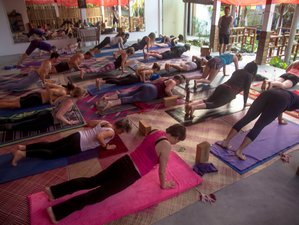 4 Tage Yoga, Bokator, Nia, Wellness, und Detox Luxus Retreat in Siem Reap