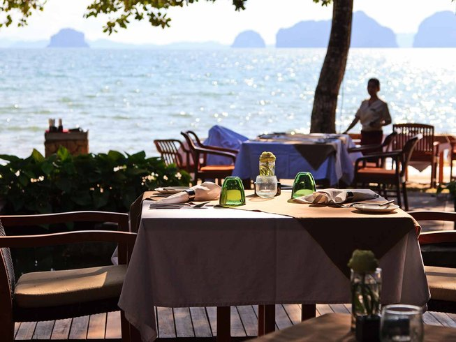 4 Days Honeymoon Cooking Holidays in Thailand