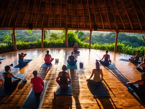 8 Days Surf, Pilates, and Yoga Retreat in Nosara, Costa Rica