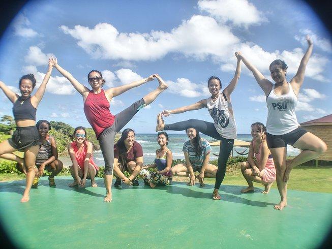 7 Tage Entspannen und mit der Natur Verbinden Yoga Urlaub in Jamaika