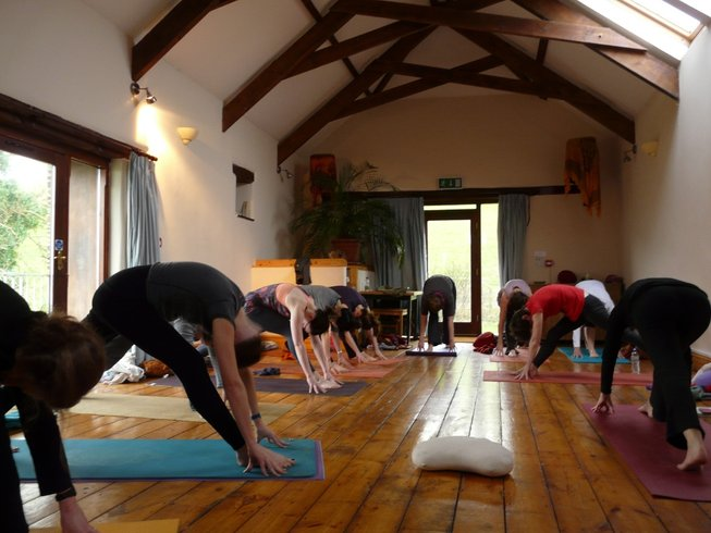 3 Days Weekend Meditation and Yoga Retreat UK