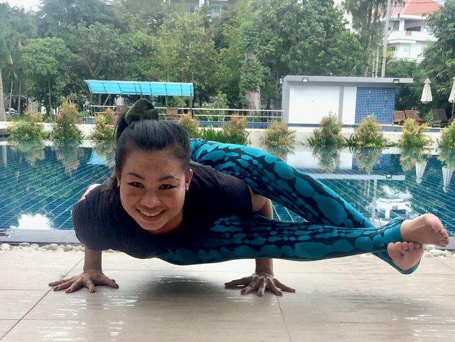 5 jours en stage de yoga et méditation équilibrante dans la province de Chiang Mai, Thaïlande