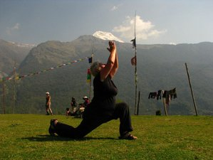 10 Days Trekking, Yoga, and Meditation Retreat in Nepal