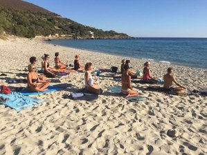 8 Day Autumn Yoga Retreat in Sardinia, Italy