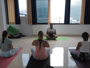 28 Day 200 Hour Hatha Yoga Teacher Training in Rishikesh