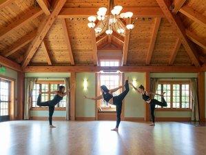 4 Days Family Thanksgiving Yoga Retreat in California, USA